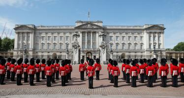 Buckingham Palace and the Royal Guard