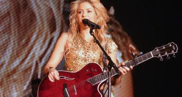 Shakira Columbian Musician Conquered the World