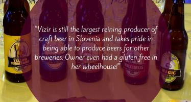 Vizir the Largest Beer Producer in Slovenia
