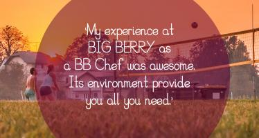 BIGBERRY Quotes BBchef Damnjan Draganic Croatia