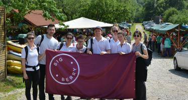 Story Kolpa River Traditional hike