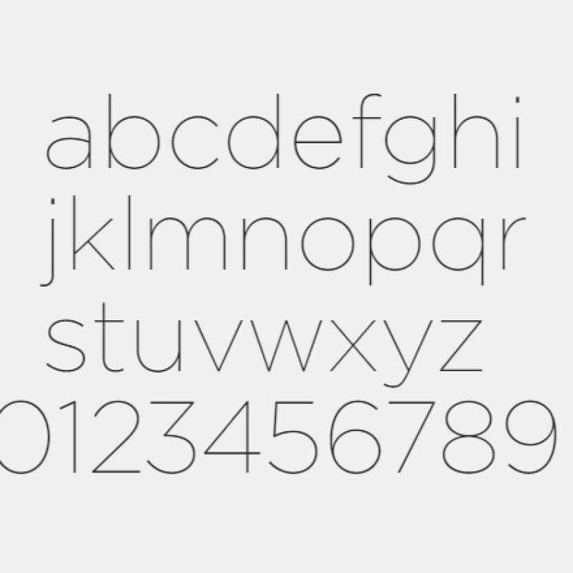 BB Gotham Font » BIG BERRY