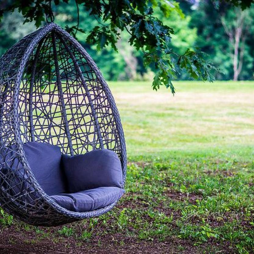 Egg Chair Stof.Bb Egg Swing Chair Big Berry
