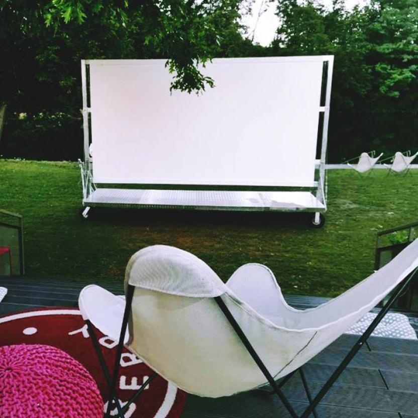 BB Open Air Cinema II